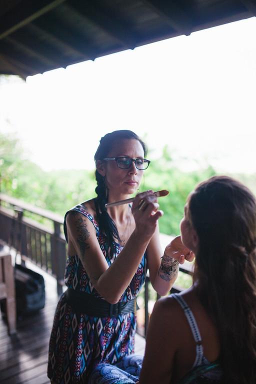 Bohemian Wedding Costa Rica