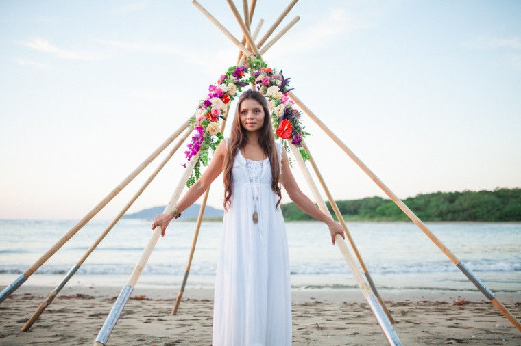 Bohemian Wedding Costa Rica