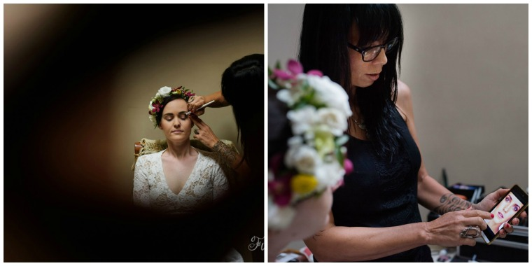 Costa Rica Wedding Make-Up Artist El Silencio Lodge