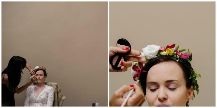 Costa Rica Wedding Make-Up Artist El Silencio Lodge