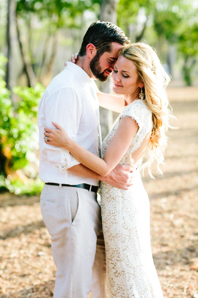 Costa Rica Wedding Make Up Artist Hair Boho Bohemian
