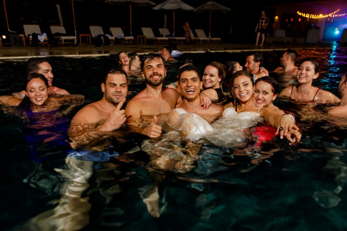 Costa Rica Wedding Make Up