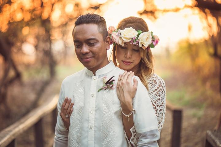Boho Wedding Make Up Artist Costa Rica