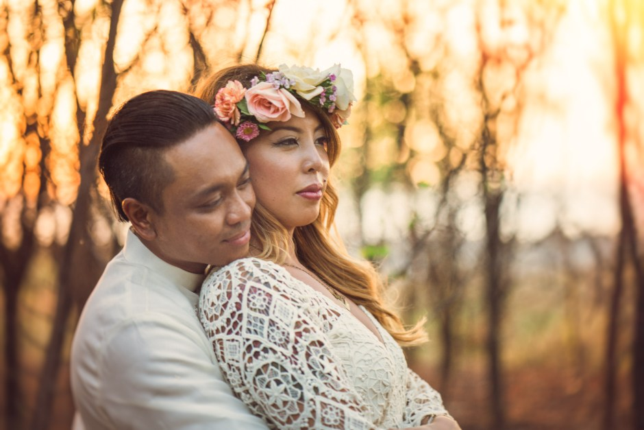 Boho Wedding Make Up Artist Costa Rica