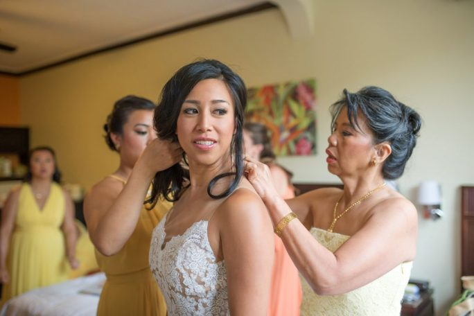 Costa Rica Wedding Bridal Make Up Artist