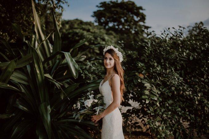 Costa Rica Wedding Bridal Make-Up Artist